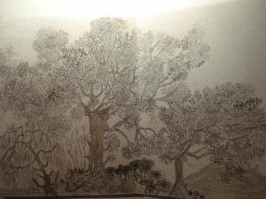 Dessin arbre ariane mercier